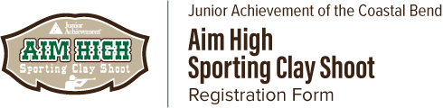 2019 Aim High Sporting Clay Shoot